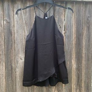 Lush Sleeve Less Top l Medium